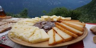 Cheese tour in Bohinj Valley, Slovenia