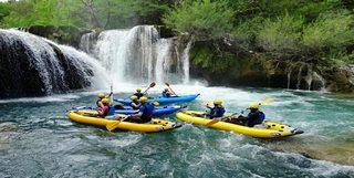 Mreznica River Kayaking Trip in Croatia