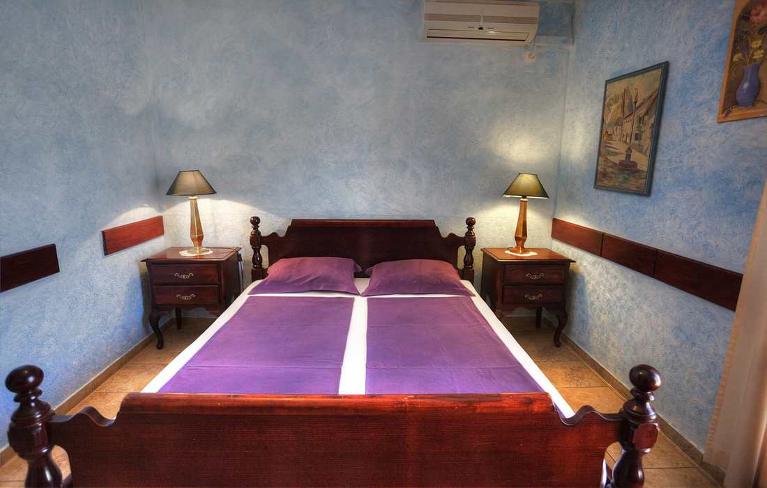 Well equipped rooms furnished in Bosnian style