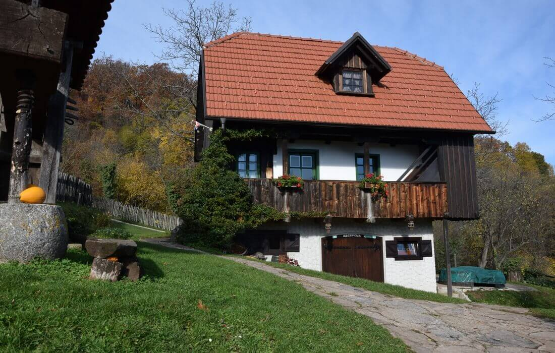 Farmhouse Pod Okicem, Samobor Highlands