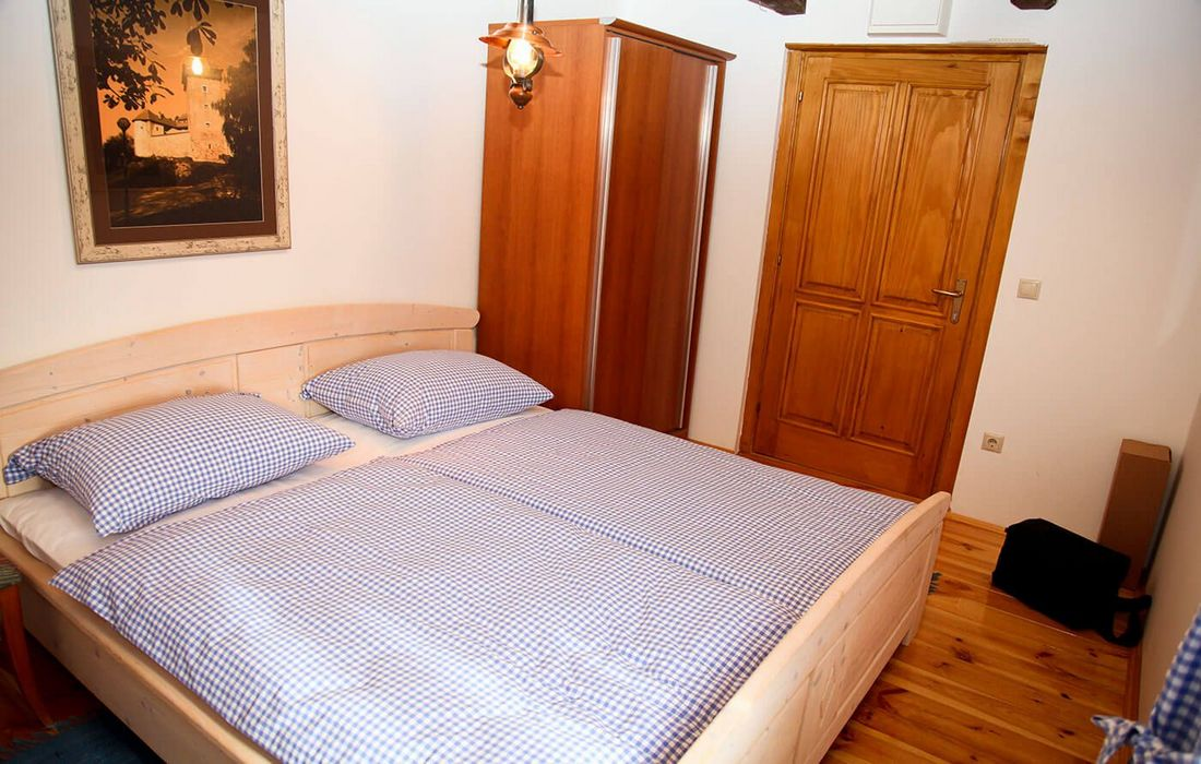 Double room in House Jaglac on the estate Heart of Nature