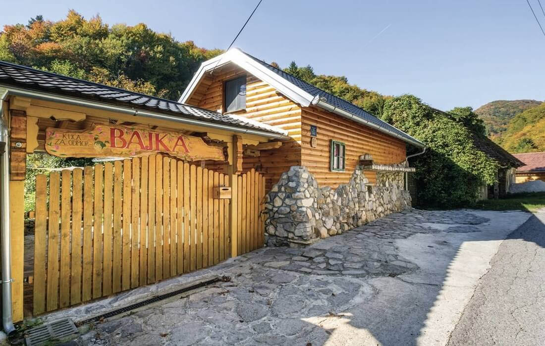 Holiday House Bajka in Jastrebarsko, Inland Croatia