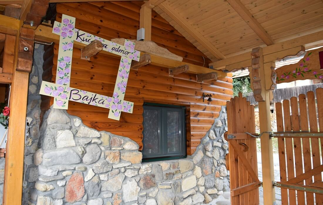 Vacation House Fairy Tale (Kuca Bajka), Vranovdol in Zagreb County