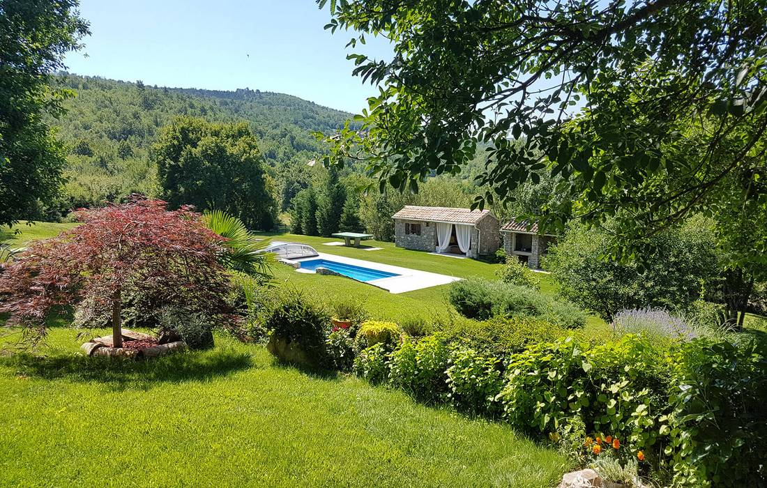 Holiday home with pool in Istria