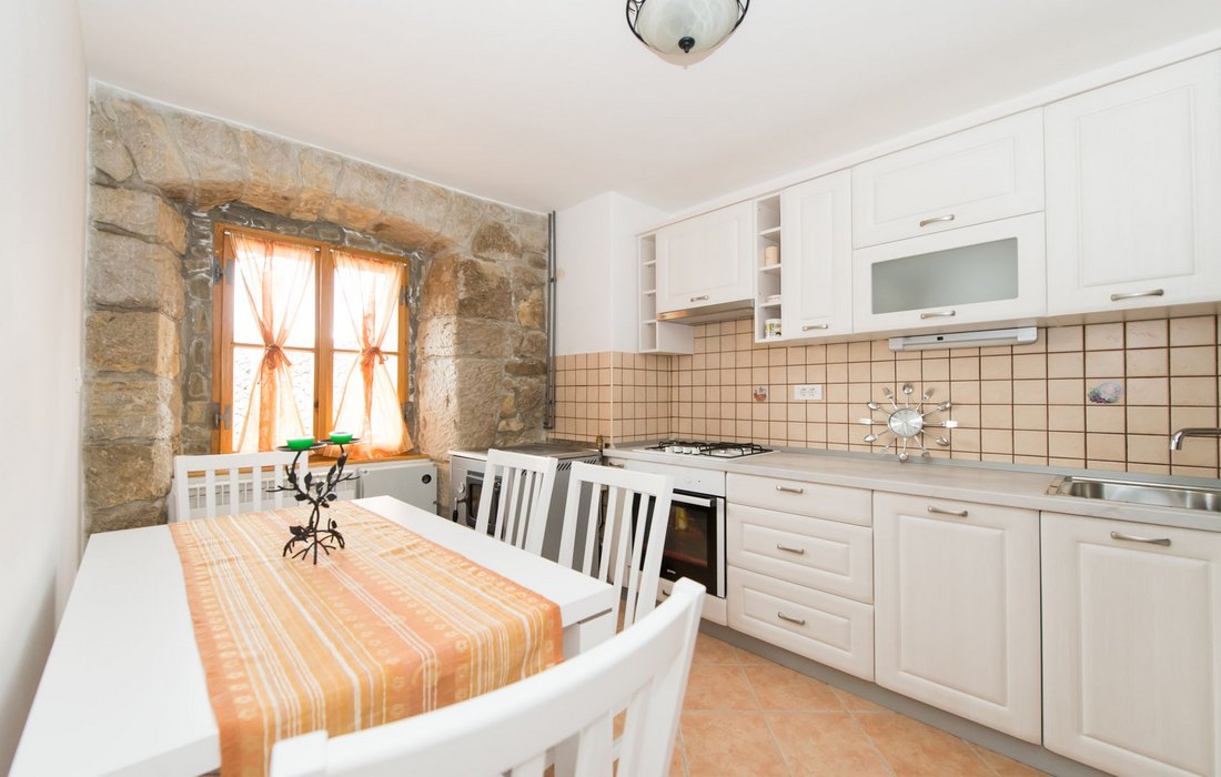 Charming kitchen in the house Vera
