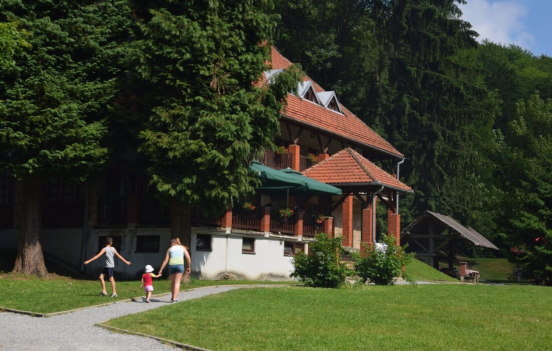 Perfect place for family - Mountain Lodge Jankovac, Papuk