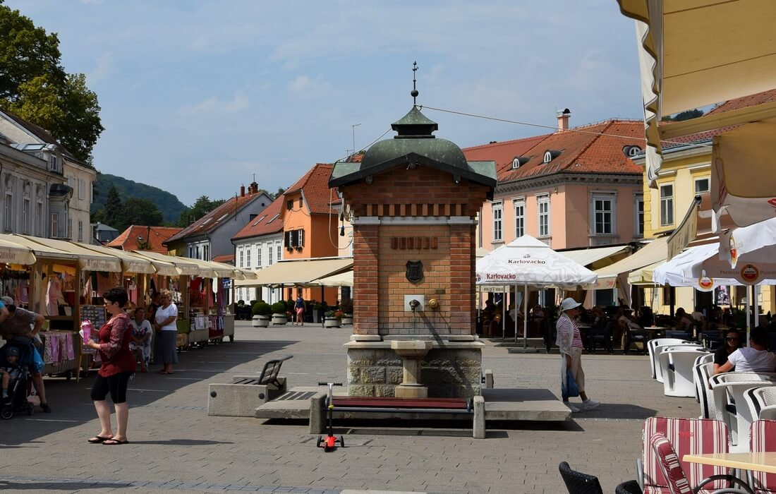 City tours in Samobor Center, Zagreb County