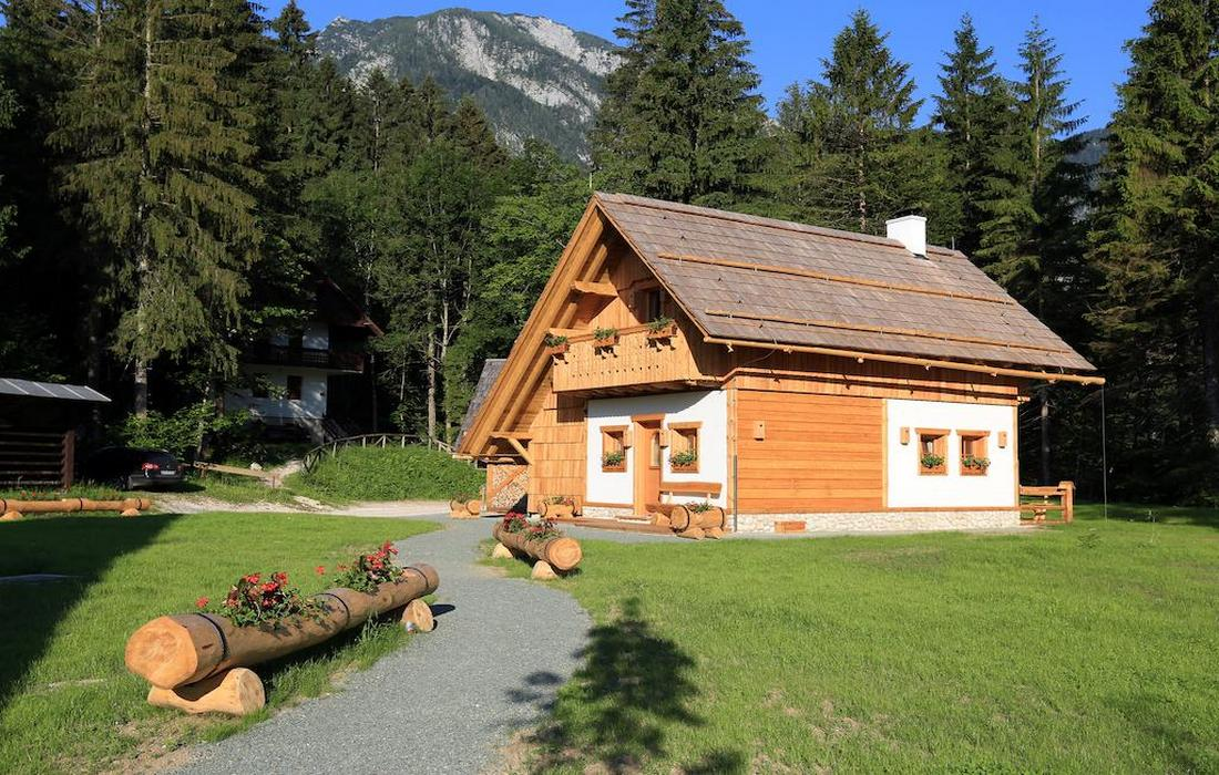 Charming 2-bedroom chalet in Bohinj Valley, Slovenia