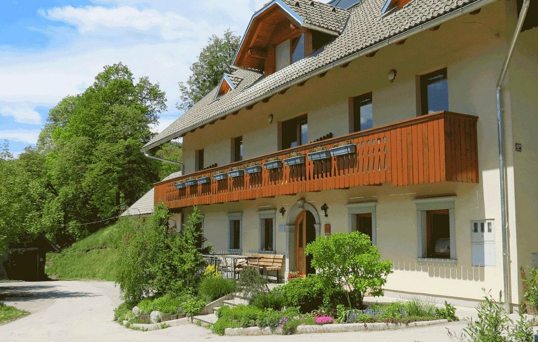 Farm stay Mulej close to the Lake Bled, Slovenia