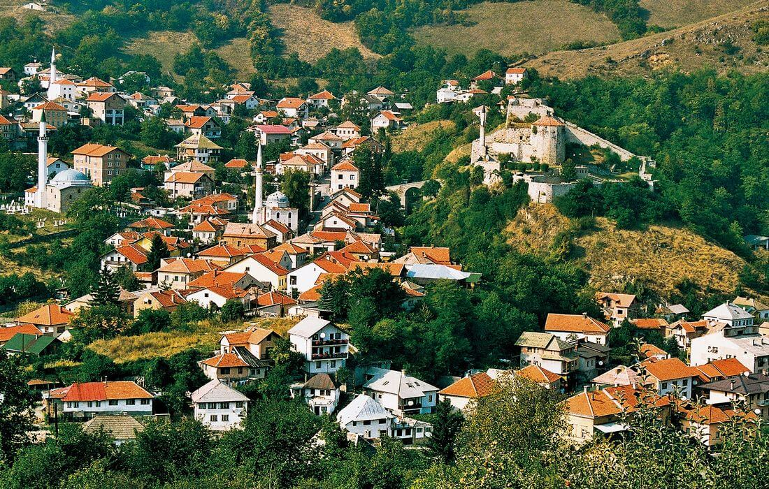 Travnik - the capital of Ottoman Empire