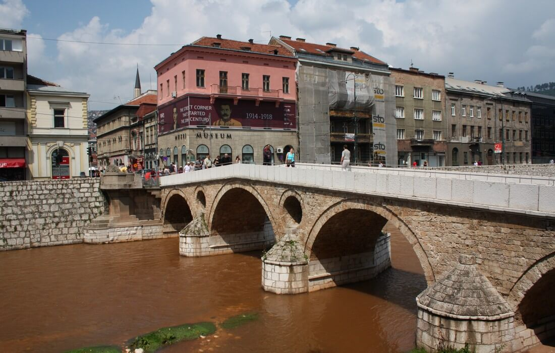 Sarajevo Assassination 1914 – Latin Bridge