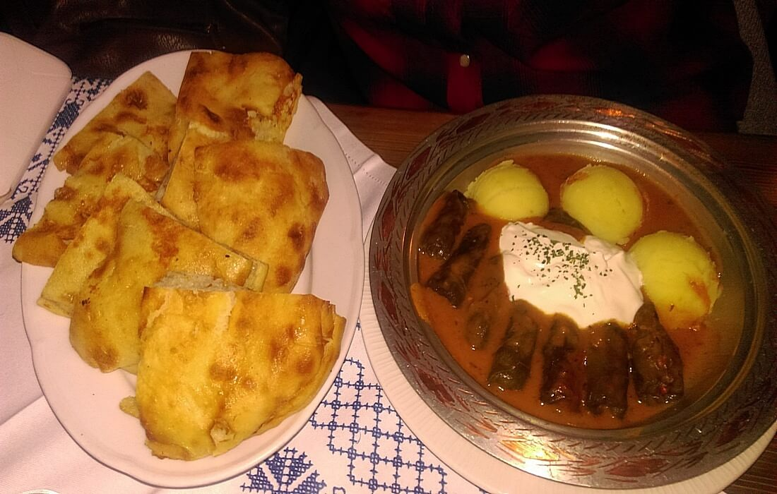 Traditional Bosnian Cuisine