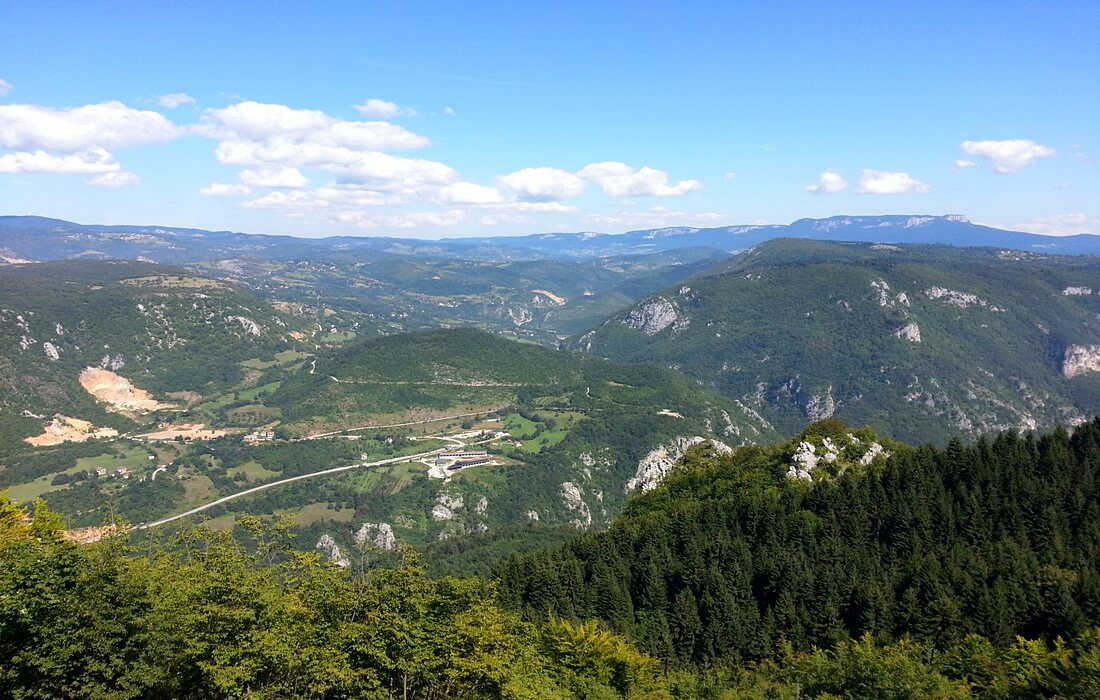 Bosnia-Herzegovina - hiking paradise for nature lovers