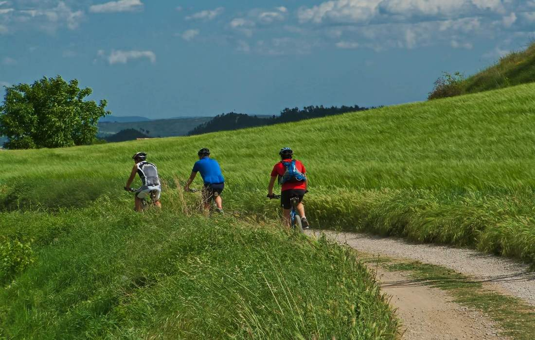 Cycling tours through wild beauty of Croatian national parks