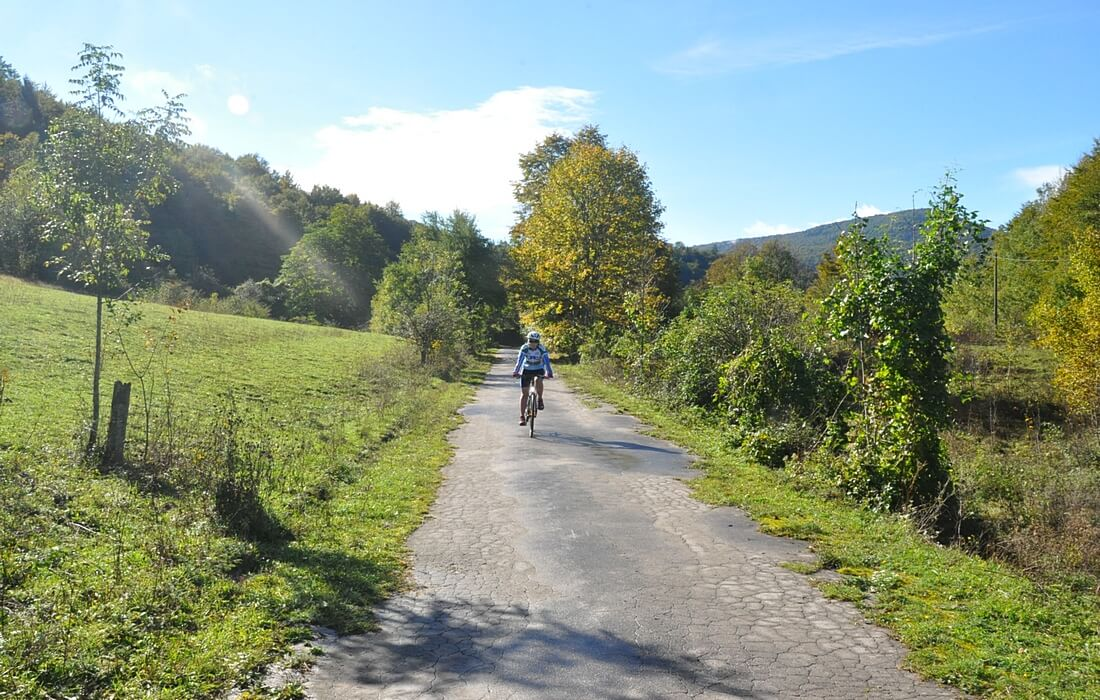 Cycling tours in Mreznica area, Central Croatia