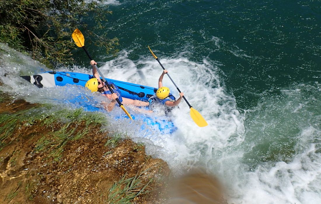 Kayaking Day Trips on Mreznica River in Inland Croatia
