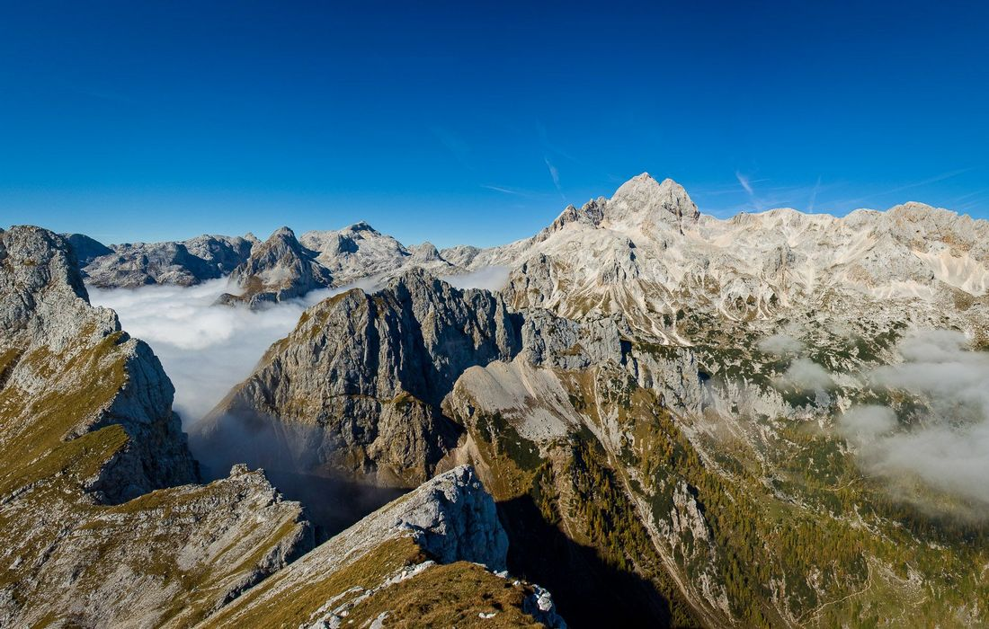 Mountain Triglav – Slovenian national symbol