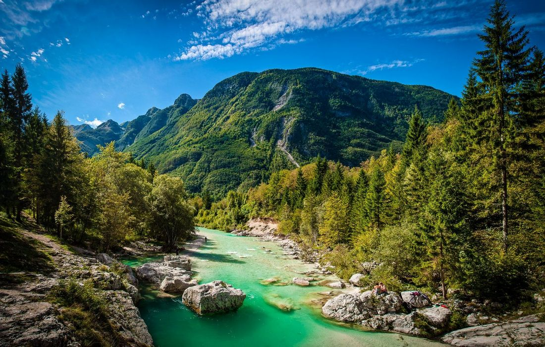 Soča Valley – the most beautiful valley in Slovenia